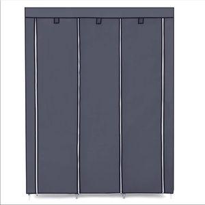 Storage & Organization - 51 Inch Portable Closet Wardrobe Storage Organizer